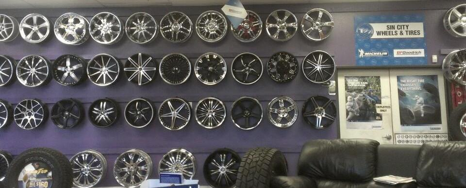 Best Wheels And Tires In Las Vegas Are At Sin City - Show me rims on my car